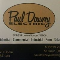 Paul Downey Electric