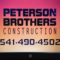 Peterson Brothers Construction