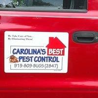 Carolina's Best Pest Control