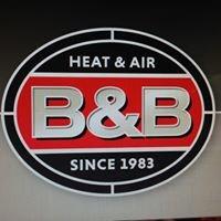 B&B Heat and Air Inc.