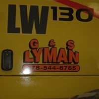 G&S Lyman, INC,