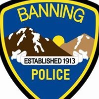 Banning Police Department