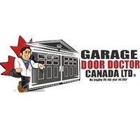 Garage Door Doctor Canada ltd