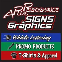 A Plus Performance Signs & Graphics
