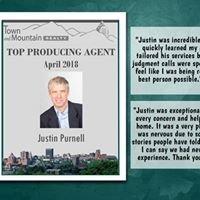 Justin M. Purnell, Asheville, NC Realtor