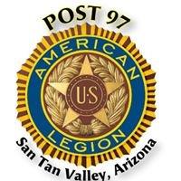 Joe Foss American Legion Post 97 - San Tan Valley