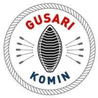 Udruga lađara Gusari - Komin
