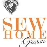 Sew Home Grown