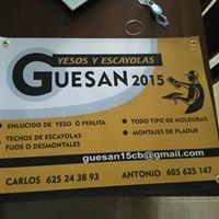 Escayolas y Yesos Guesan 2015 CB