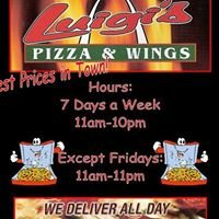 Luigi's Pizza & Wings