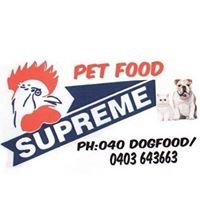 Supreme Pet Foods