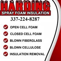 Harding Spray Foam Insulation LLC
