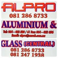 Alpro Aluminium Namibia