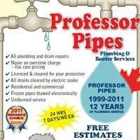 Professor Pipes Plumbing