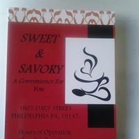 Sweet & Savory A Convenience For You