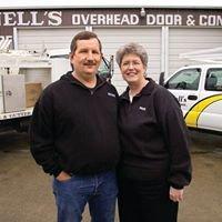 Bunnell's Overhead Door, Inc. 541/673-4035