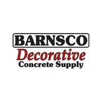 Barnsco Decorative Concrete Supply