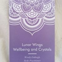 Lunar Wings Wellbeing and Crystals