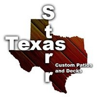 Texas Starr Custom Patios & Decks
