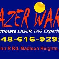 Lazer Warp