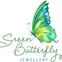 Green Butterfly Jewellery