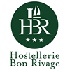 Hôtel Bon Rivage - Restaurant the Garden on the lake
