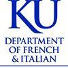 KU Department of French, Francophone & Italian Studies