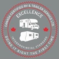Canada Certified RV & Trailer Service Ltd.