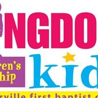 Winterville First Baptist Church Kingdom Kids