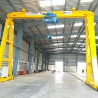 SHIVA Projects- Crane, Hoist, Material Handling Equipments