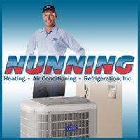 Nunning Heating, Air Conditioning and Refrigeration, Inc.