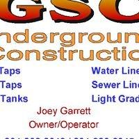 GSC Underground Construction