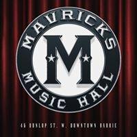 Mavricks Music Hall
