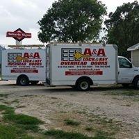 A & A Lock And Key overhead door LLC