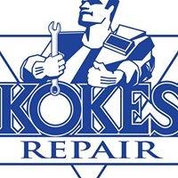 Kokes Repair Inc.