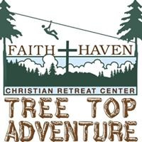 Tree Top Adventure at Faith Haven