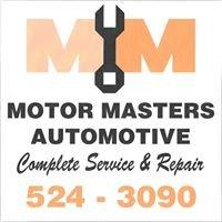 Motor Masters Automotive