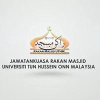 Rakan Masjid UTHM Official
