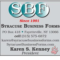 Syracuse Business Forms
