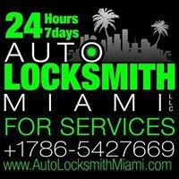 Auto Locksmith Miami LLc