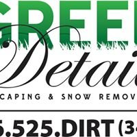 Green Details Landscaping & Snow Removal Inc.