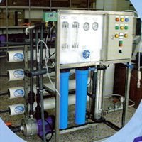 Power Water Distillation Equipment WLL