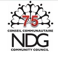 Conseil Communautaire NDG Community Council