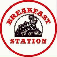 Breakfast Station #7