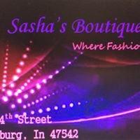 Sasha's Boutique