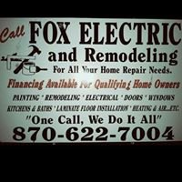 Fox Electric and Remodeling
