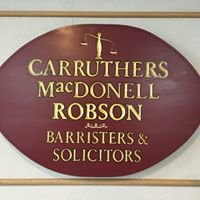 Carruthers MacDonell & Robson