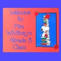 Mrs. Whitney's Gr. 3 Class, Sweet's Corners ES
