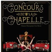 Concours de la Chapelle Classic European Car Show