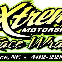 Extreme Motorsports Decal Signs
